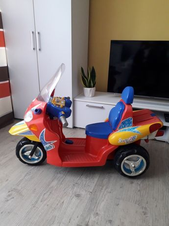Motor elektryczny dla dzieci