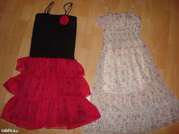 Urocze sukienki na 11/12 lat