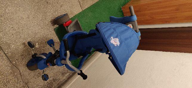 Rowerek trójkołowy 3 W 1 BABY TRIKE