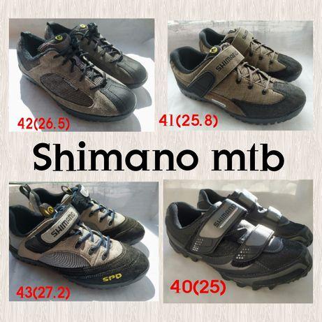 Велотуфли  велообувь Mavic sidi scott  shimano Diadora веловзуття