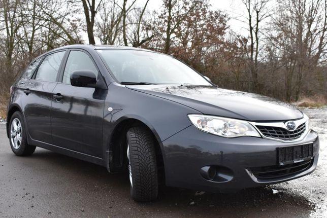Subaru Impreza 4x4 * 2008 * BENZYNA * klima Zadbany