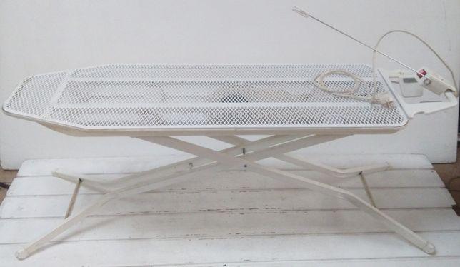 Deska ażurowa do prasowania z wentylatorem Karcher