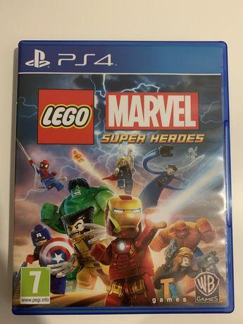 Jogo: Marvel Super Herdes