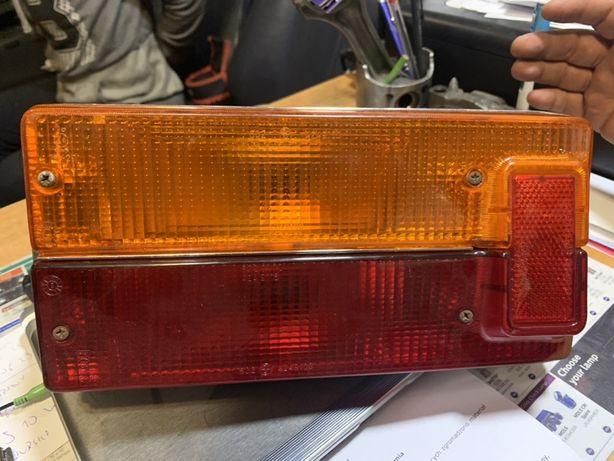 Fiat 125p lampa prawy tył pierwszy montaż NOWA!!! Nie zamiennik