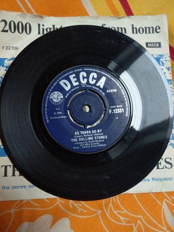 Płyta The Rolling Stones 1966 rok