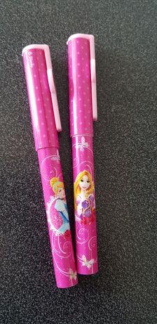 Vendo 2 esferográficas das princesas Disney, necessitam de novas carga