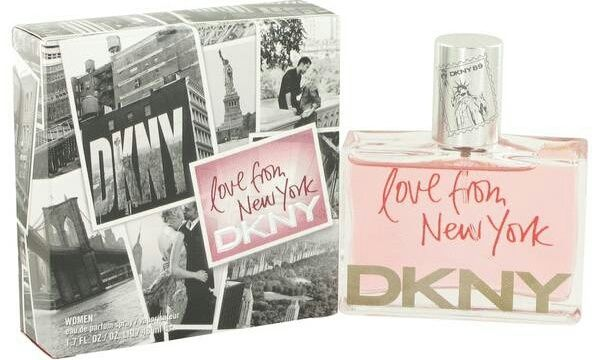 DKNY Туалетная вода духи DONNA KARAN Love from New York 100мл