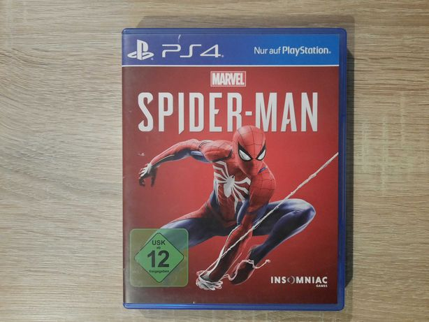 Spider-man,  Farcry Primal PS4