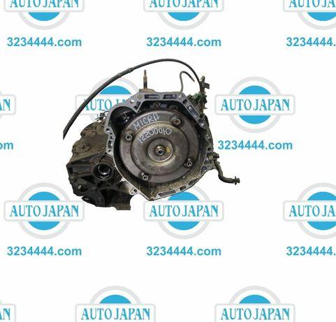 АКПП коробка Nissan Micra RE4F03A FWD нисан микра передний привод