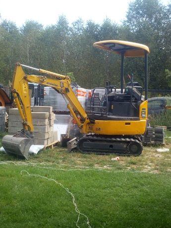 Brukarstwo,Usługi minikoparką,ogrodzenia,kanalizacje,drenaże,izalocje