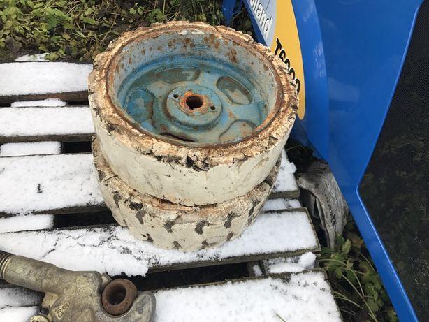 Koła gumowe do zwyżki podnośnika koło