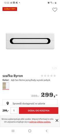 Szafka rtv Byron