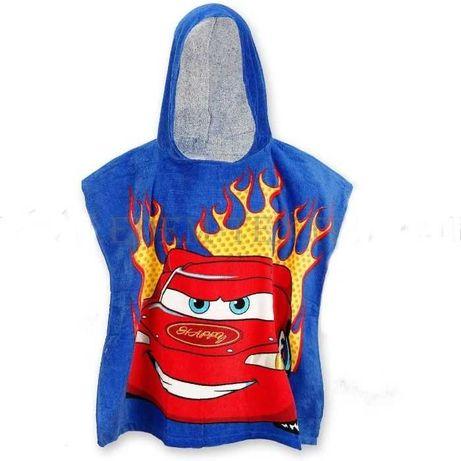 детское полотенце - пончо