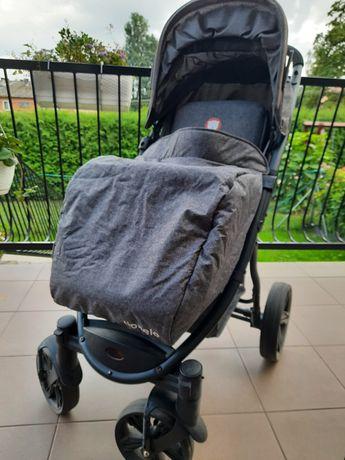 Spacerówka  dla dziecka do 22kg