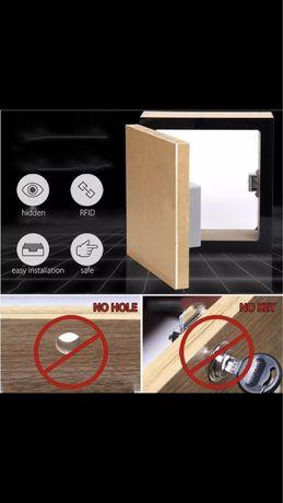 Fechadura / Bloqueio RFID armário gaveta eletrónico oculto - Novo