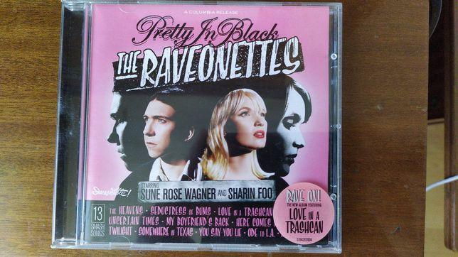 The Reveonettes - Pretty in Black Cd