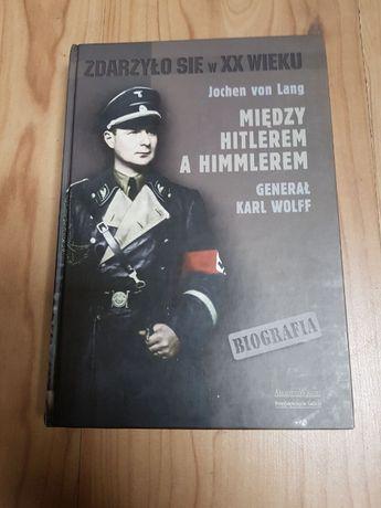 Między Hitlerem a Himmlerem - Jochen von Lang