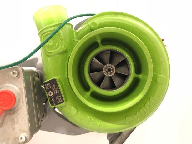 Turbosprężarka Turbina JOHN DEERE 6008 ccm 6068H SPRZEDAŻ RATALNAAAA
