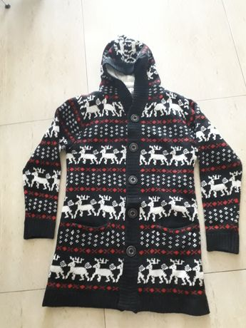 Sweter zimowy damski  r.M/L