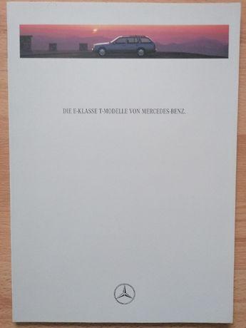 Prospek Mercedes E W124 T-model