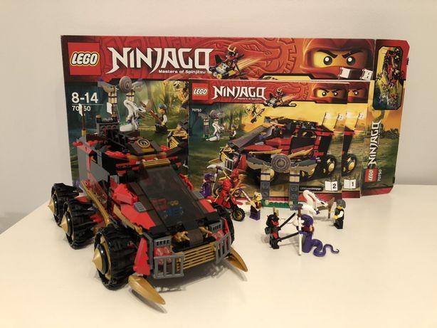 Klocki Lego NINJAGO 70750