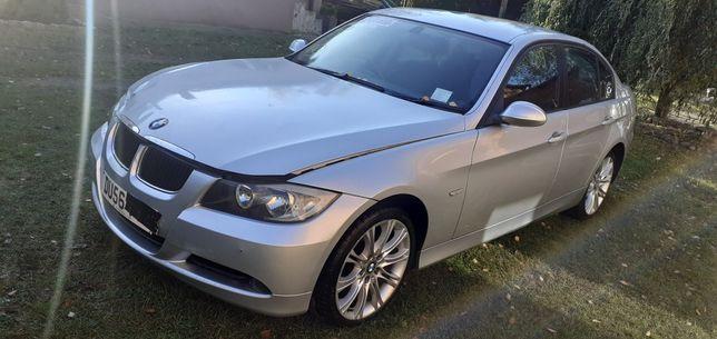 BMW e90 blotnik lewy 354 titanisilber