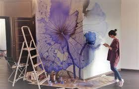 Роспись стен, дизайн