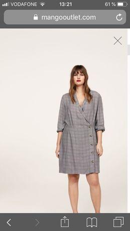 Новое женское платье Mango Violeta