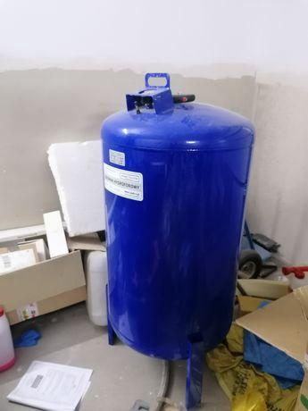 ZBIORNIK PRZEPONOWY pionowy 200L Hydro-Vacuum ZBO