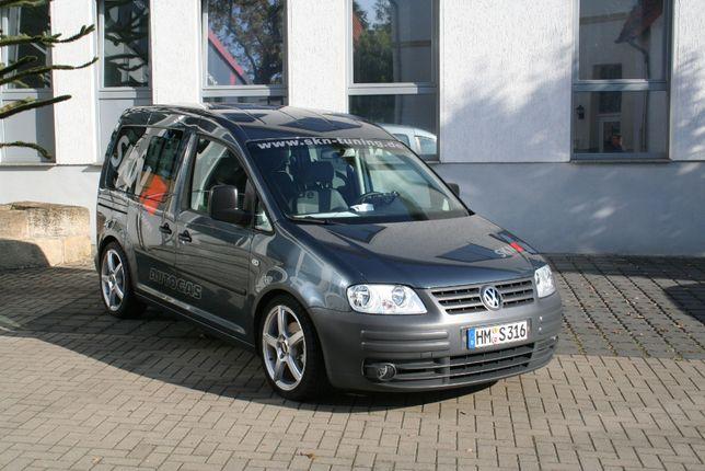 Разборка, шрот VW Caddy 3 2004-2010 1.6i, 2.0SDi, 1.9TDi (Кади)