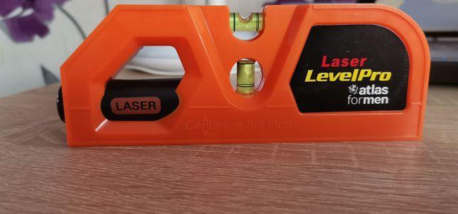Poziomica z laserem