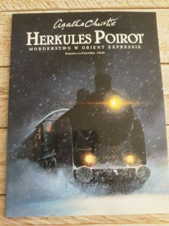 Herkules Poirot.Morderstwo w Orient Expressie.Agatha Christie