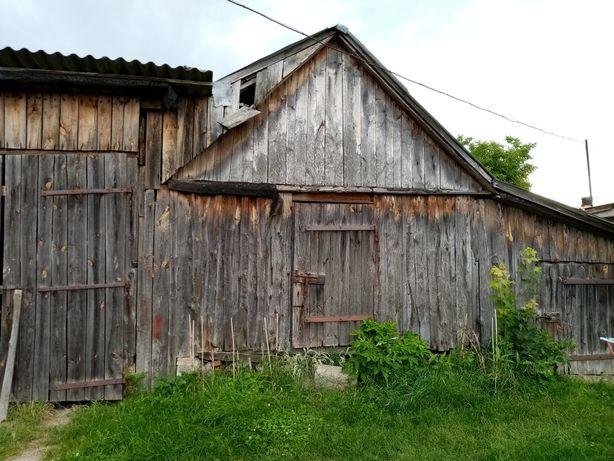 Spichlerz stare deski garaż drewniany