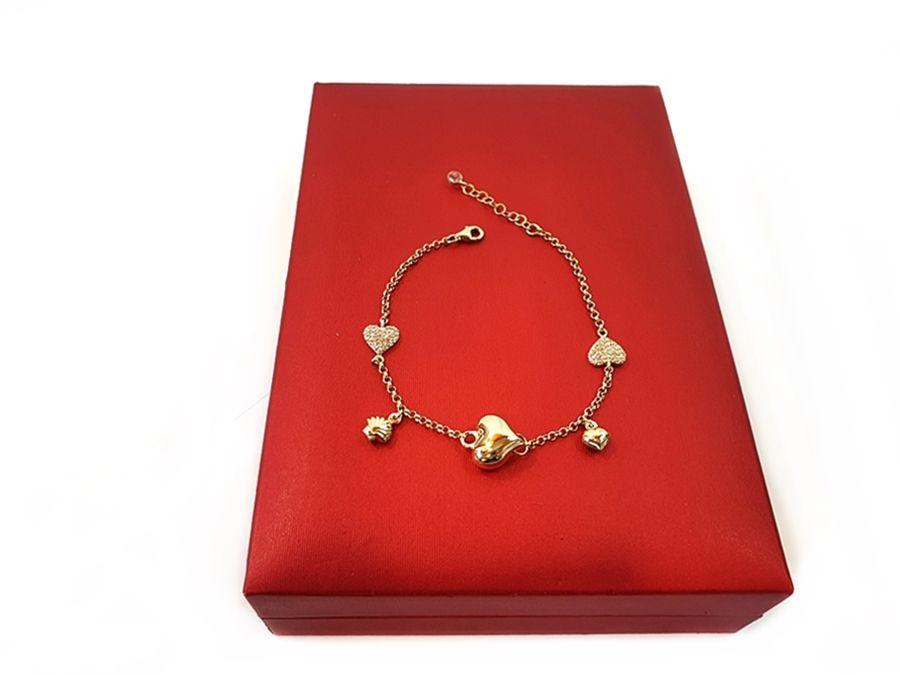 Złota bransoletka nieskończoność 585 4,68G Jastrzębie-Zdrój - image 1