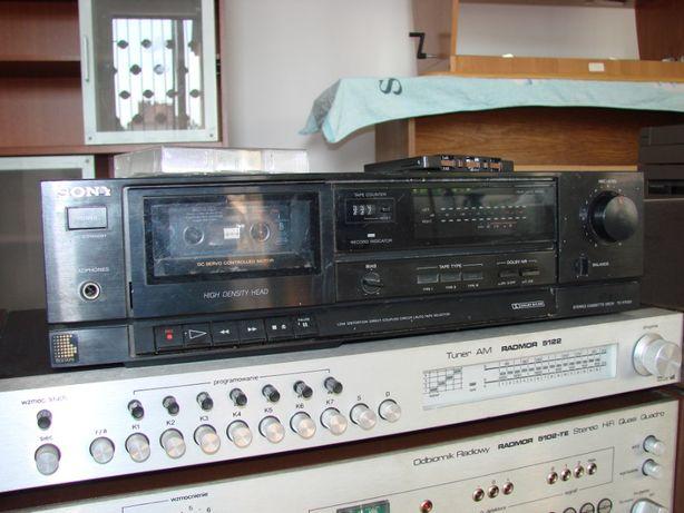 Magnetofon kasetowy Sony TC-FX120