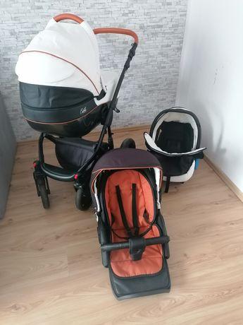 Wózek 3w1 castello