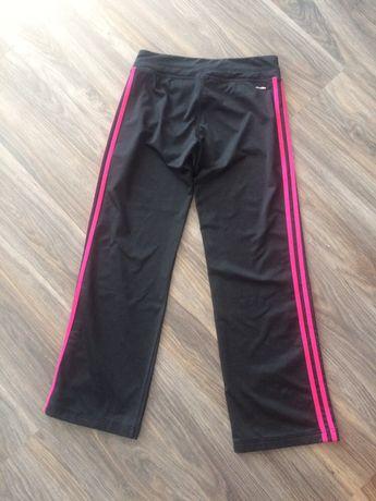ADIDAS Piękne spodnie dresowe L