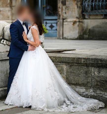 Suknia ślubna AMY LOVE BRIDAL model: NATALI