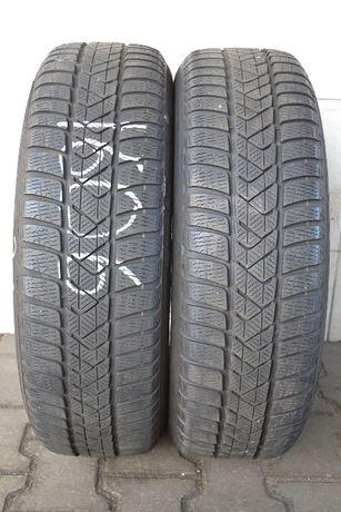 Opony Zimowe 205/60R17 93H Pirelli Sottozero 3 x2szt. nr. 2946z
