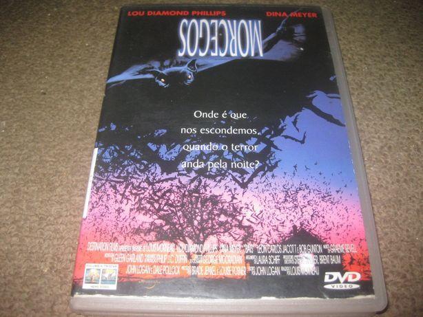 "DVD ""Morcegos"" com Lou Diamond Phillips/Raro!"