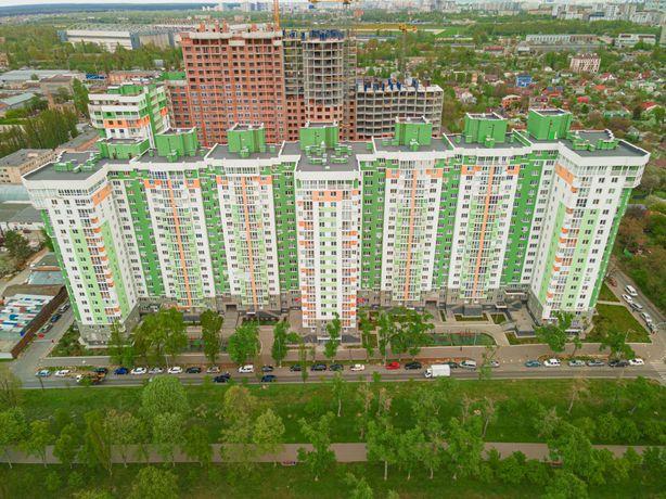 Продам 3-комнатную квартиру 106м2 от застройщика ЖК Академ Парк