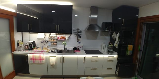 Cozinha 4 metros completa