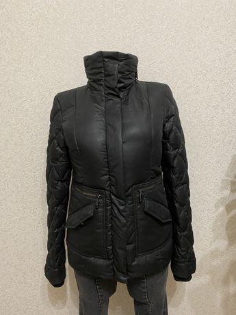 Теплая куртка  на пуху. Richmond 38-40