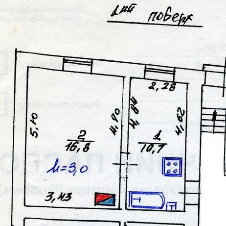 Однокімнатна квартира (м. Львів вул. Кульпарківська 4)
