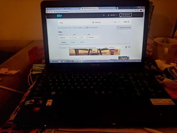 "Toshiba Satellite L650 15,6"" Intel® Core™ i5480M - 4GB RAM - 320GB Dys"