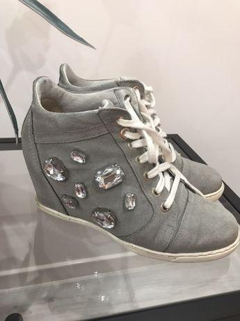 Sneakersy by o la la