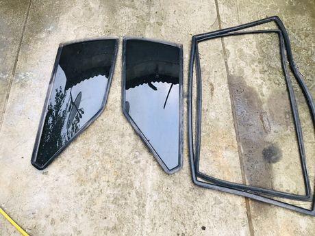 Боковые тонированые  стёкла ваз 2108 с уплотнителем