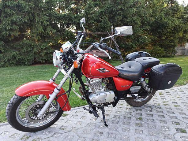 Suzuki Marauder GZ 125 Kat. B, A1 1999r Zadbany*