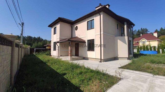 Продается просторный дом с гостевым домиком-баней в Броварах