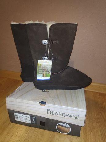 Продам зимние сапоги Bearpaw